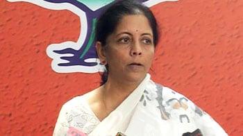 Video : BJP responds to allegations against Nitin Gadkari