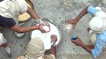 Video : शैंपू, रिफाइंड और चीनी मिलाओ, दूध तैयार