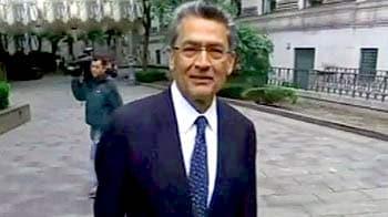 Videos : अमेरिका : भेदिया कारोबार में रजत गुप्ता को दो साल कैद