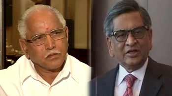 Video : Probe ordered against SM Krishna, Yeddyurappa and Deve Gowda