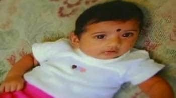 Video : Kidnapped Indian baby found dead, was stuffed in suitcase by family friend