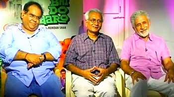 Videos : यादगार फिल्म 'जाने भी दो यारों' फिर बड़े पर्दे पर