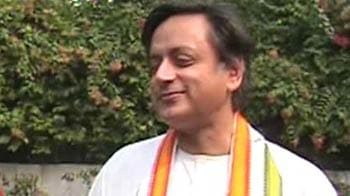 Video : Media created the IPL controversy: Shashi Tharoor to NDTV
