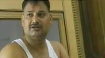 Video : जेडीयू विधायक के पति ने दो करोड़ की रंगदारी मांगी