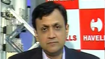Video : Expect EU business to stabilize, Sylvania to pick up: Havells India