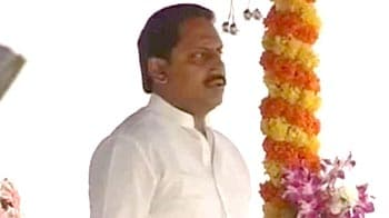 Video : On Andhra Pradesh formation day, ministers told to stay away from celebrations