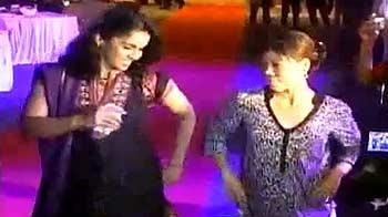 Videos : सोनू निगम के गानों पर थिरकीं साइना, मैरीकॉम