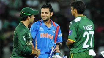 Videos : भारत-पाक में क्रिकेट शृंखला की तारीखें घोषित