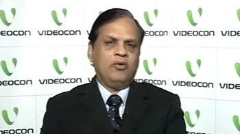 Video : Venugopal Dhoot on Videocon's DTH, telecom, oil businesses