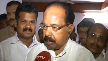 Video : Raise in cap of subsidised LPG cylinders up to oil companies: Moily