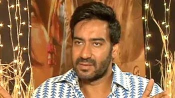 Video : SRK is not involved in my legal fight: Ajay Devgn
