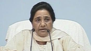Video : Mayawati will not be tried for corruption in Taj Corridor case