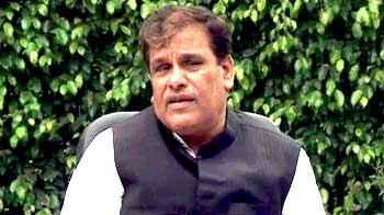 Video : Union Minister demands Patnaik's resignation