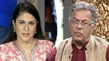 Video : Girish Karnad's attack on 'anti-Muslim' VS Naipaul