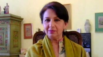 Video : From BCCI, all I needed was a clarification: Sharmila Tagore to NDTV