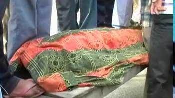 Video : In Haryana, two girls shot on way to school, one dead