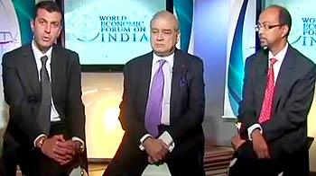 Video : WEF: Can India become world's manufacturing hub?