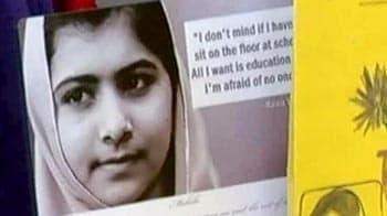 Video : Malala day today: UN honours Pakistan teen activist
