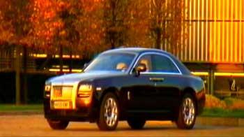 Video : The Rolls Royce life