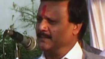 Video : 'दिल्ली में सुख भोग रहे हैं कांग्रेसी'