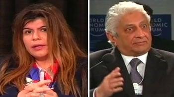 Video : World Economic Forum 2012: Derisking Indian Cities