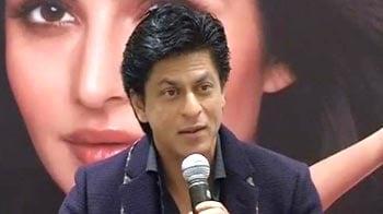 Video : <i>Jab Tak Hai Jaan</i> not my last romantic film: SRK