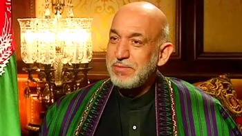 Video : Karzai woos Indian firms for investment, says they will get red carpet welcome