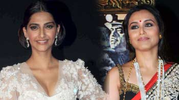 Video : Style files: Sonam impresses, Rani offends at <i>Jab Tak...</i> premiere