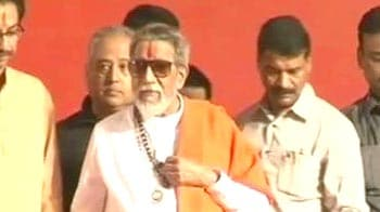 Video : Bal Thackeray dies at 86; Shiv Sena appeals for calm