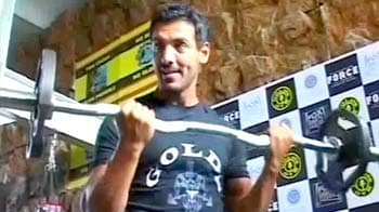 Video : Coca-Cola's calorie counter and John Abraham's fitness course