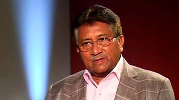 Video : India should have a bigger heart, Pervez Musharraf tells NDTV