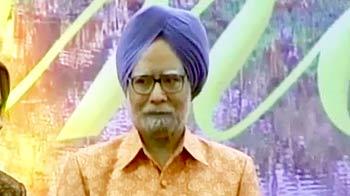 Videos : नए लुक में दिखे पीएम मनमोहन सिंह
