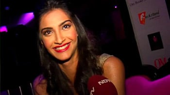 Video : I'm proud to be a part of <i>Bhaag Milkha Bhaag</i>: Sonam Kapoor