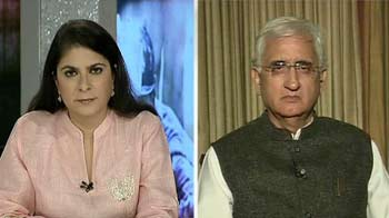 Video : India stands by rule of law: Khurshid on Kasab's execution