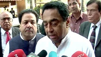 Video : Ready for debate but Opposition cannot decide the rules: Kamal Nath ahead of winter session