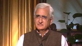Video : Pak, family informed of Kasab's execution: Salman Khurshid to NDTV