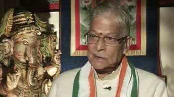 Video : 2G row: Will quit if charges against me proved, says Murli Manohar Joshi