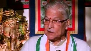 Video : 2G row: I called the CAG, not CAG officials, says Murli Manohar Joshi