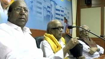 Video : FDI: Congress fails to get Karunanidhi on board, says he has lot of reservations