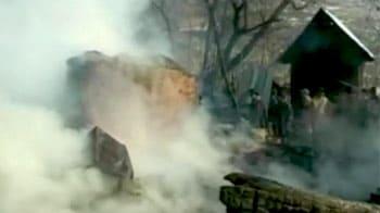 Videos : अनंतनाग में भीषण आग, 52 इमारतें चपेट में