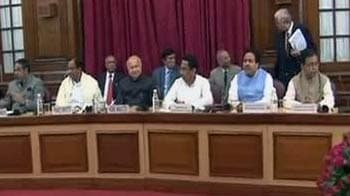 Video : Let there be a debate but no vote: Govt proposes at all-party meeting