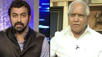 Video : No more discussions, have decided to quit BJP: Yeddyurappa to NDTV