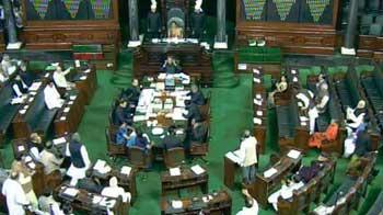 Video : FDI vote in Lok Sabha; in Rajya Sabha, Mulayam's party will vote against govt