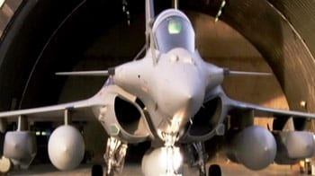 Video : Flying the Dassault Rafale