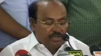 Video : PMK chief's anti-Dalit remarks spark outrage