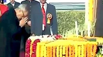 Video : डॉ. भीमराव अंबेडकर परिनिर्वाण दिवस : लोगों में दी श्रद्धांजलि