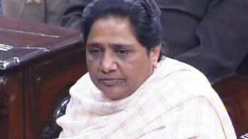 Video : Mayawati to vote for FDI, Govt likely to win in Rajya Sabha too