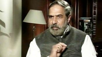 Video : FDI debate touched new lows in Rajya Sabha: Anand Sharma