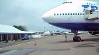 Video : Maldives takes over Male airport from GMR