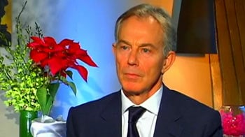 Video : The clock is ticking on Iran: Tony Blair to NDTV